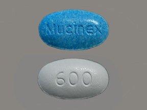 Mucinex Expectorant 100 Tablets