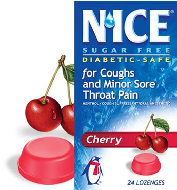 Image 0 of N'ice Lozenge Assorted Sugar Free 24 Ct.