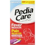 Image 0 of Pediacare Fever Reducer/ Pain Reliever With Acetaminophen With Grape Flavor 2Oz