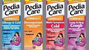 Image 2 of Pediacare Cough & Congestion Relief Liquid Cherry Flavor 4 Oz