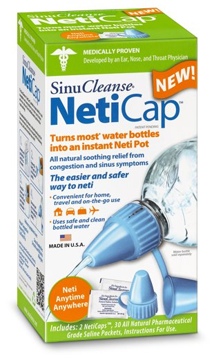 Image 0 of Sinucleanse Neti Cap Ki 2 Ct