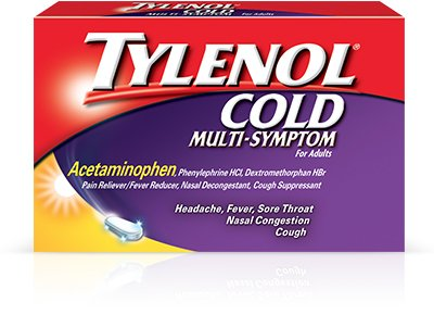 daytime cold and flu instructions