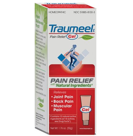 Image 0 of Traumeel Pain Relief Gel 50 Gm