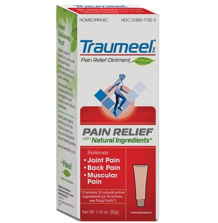 Image 0 of Traumeel Pain Relief Ointment 50 Gm