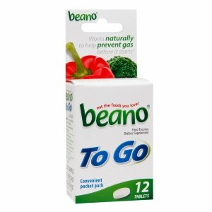 Image 0 of Beno To Go Food Enzyme Dietry Supplement 12 Tablets
