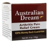 Australian Dream Arthritis Cream 4 Oz