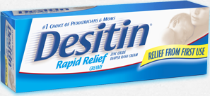 Desitin Cream 4 Oz