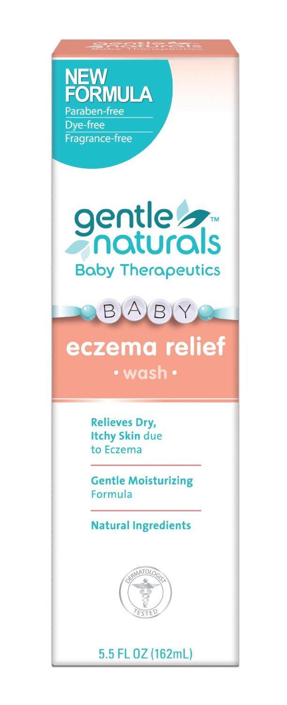 Image 0 of Gentle Naturals Baby Eczema Relief Wash 5.5 Oz