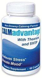 Advanced Nutrition Calm Advantage Clear 60 Soft Gels