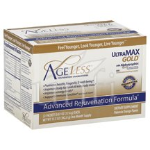 Ageless Foundation Ultra Max Gold Powder 22 Pkt