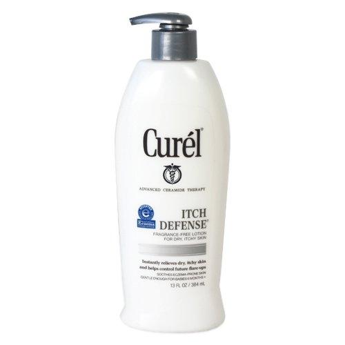 Curel Itch Defense Fragrance Free Lotion 13 Oz