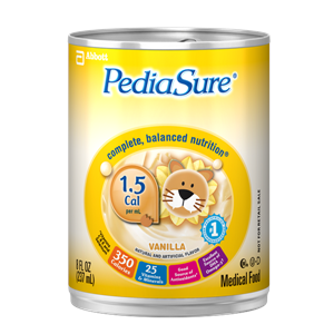 pediasure instructions for use