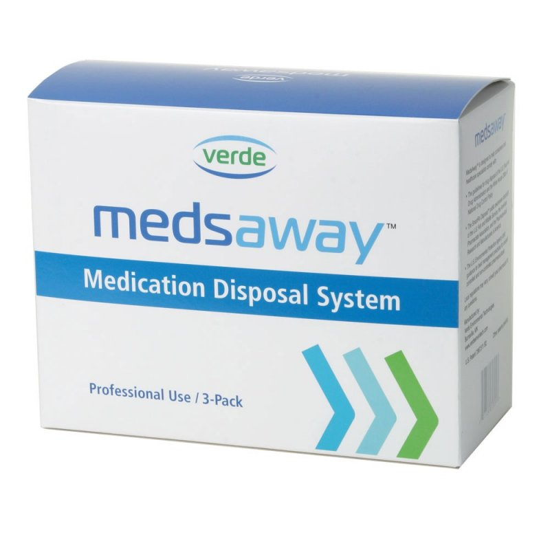 Image 0 of Medsaway Professional Use Only System (3-Pack)