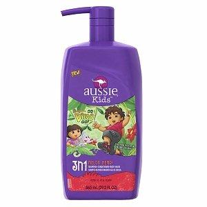 Aussie Kids 3 In 1 Body Wash 29.2 Oz