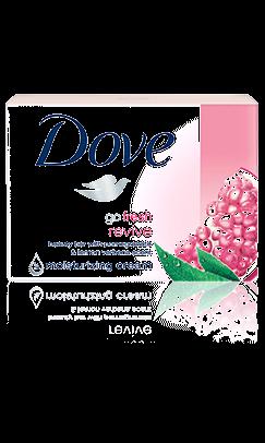 Dove Go Fresh Revive Beauty Bar Soap 2x4.25 Oz
