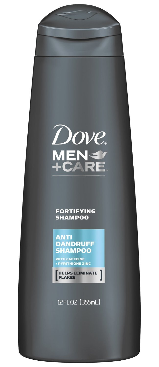 Dove Men+Care Anti Dandruff Fortifying 2 In 1 Shampoo 12 Oz