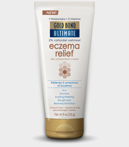 Gold Bond Ultimate Eczema Relief Cream 8 Oz