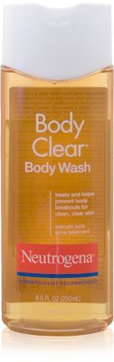 Neutrogena Body Clear Wash Grape Fruit 8.5 Oz