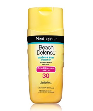 Neutrogena SPF 30 Defense Sunscreen Lotion 6.7 Oz