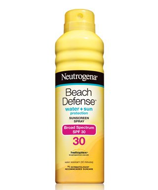 Neutrogena Beach Defense Sunscreen SPF 30 Spray 6.5 Oz