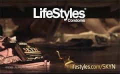 Image 1 of Lifestyle Ultra Sensitive Condoms 3 Ct.