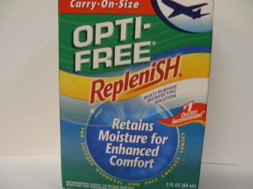 Image 0 of Alcon Opti-Free Replenish Multipurpose 2 Oz