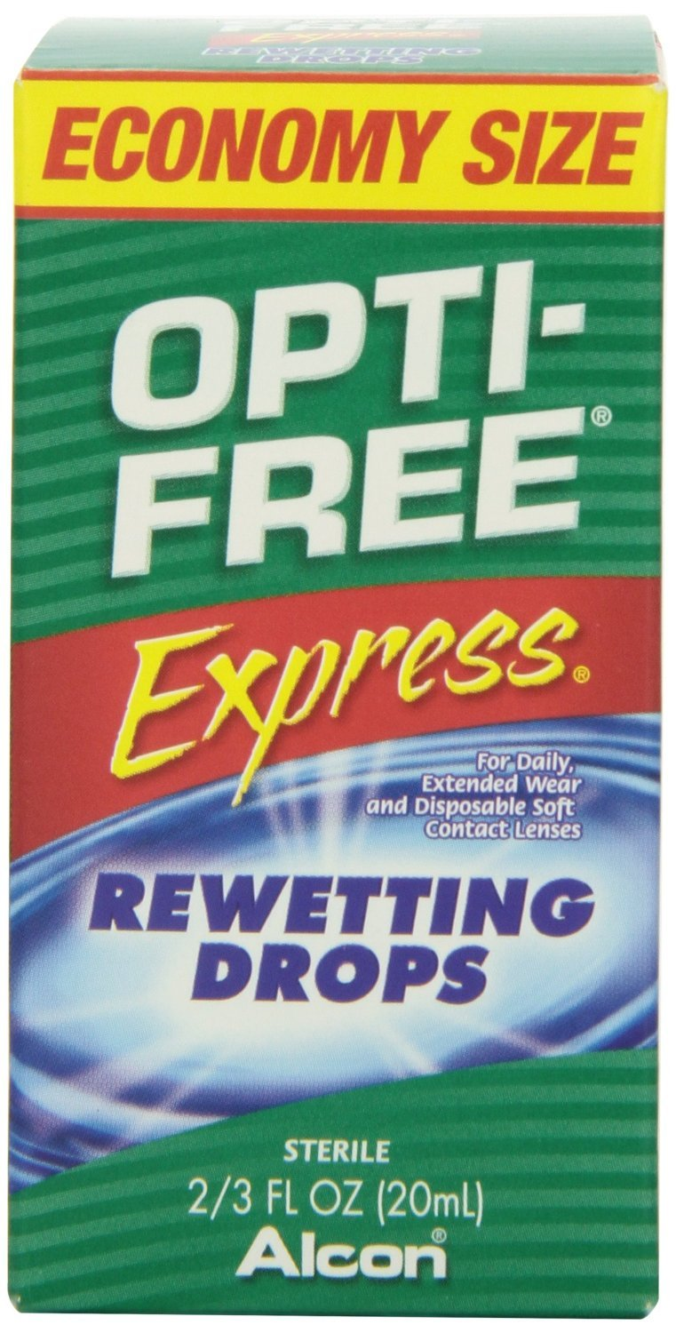 Image 0 of Alcon Opti-Free Rewetting Drop 20 Ml