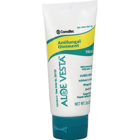Image 0 of Aloe Vesta 2 In 1 Anti Fungal Ointment 2 Oz