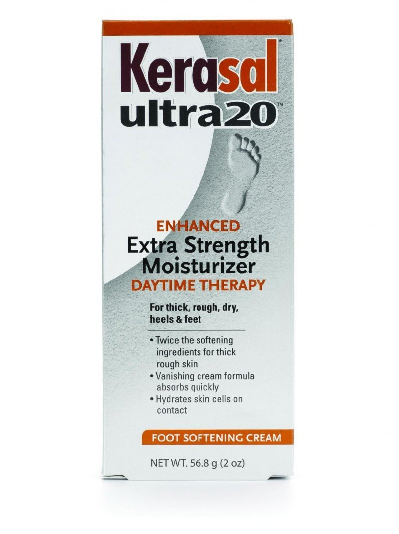 Kerasal Ultra 20 Extra Strength Foot Cream 2 Oz