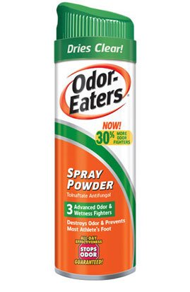 Odor Eaters Foot Sneaker Spray Powder 4 Oz