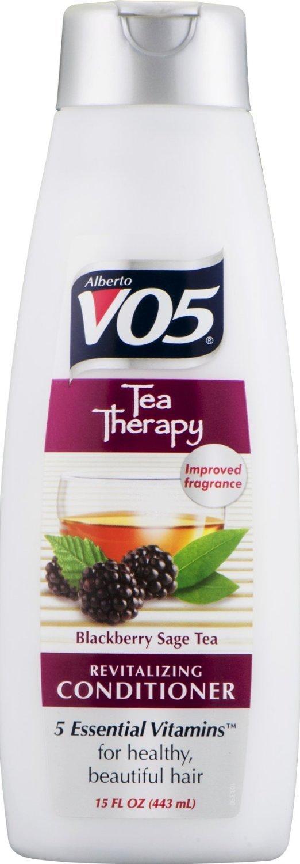 Alberto VO5 Blackberry & Sage Tea Therapy Conditioner 15 Oz