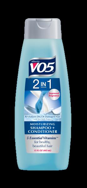 Alberto VO5 2 In 1 Moisturizing Shampoo 12.5 Oz