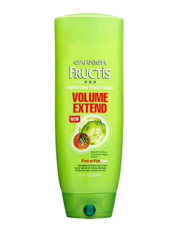 Image 0 of Fructis Volume Extended Conditioner For Fine Or Flat Hair 13 Oz