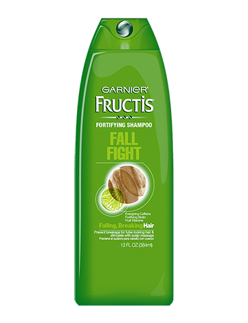 Image 0 of Fructis Fall Fight Shampoo For Falling Or Breaking Hair 13 Oz