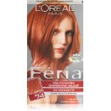 Image 0 of Loreal Feria Permanent Hair Color 74 Copper Shimmer.