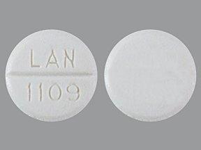 Isoniazid 300 mg Tablets 1X30 Mfg. By LANNETT
