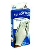 Image 0 of Cara Cotton Gloves - Large 1 Ct.