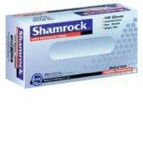 Image 0 of Shamrock Lightly Powder Smooth Latex Large Gloves 100 Ct.