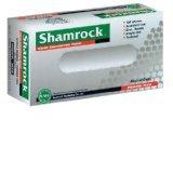 Image 0 of Shamrock Powder Free Textured Blue Nitrile Extra Large Gloves 100 Ct.