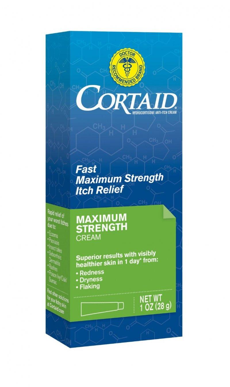 Cortaid Maximum Strength Cream 1 Oz
