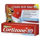 Cortisone 10 Children's Cooling Cream 1 Oz