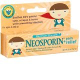 Image 0 of Neosporin Kids + Pain Relief 0.5 Oz