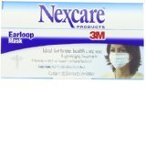 Image 0 of Nexcare Ear Loop Mask 20 Ct.