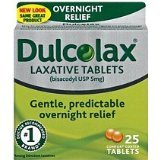 Image 0 of Dulcolax 5 Mg 25 Tablets