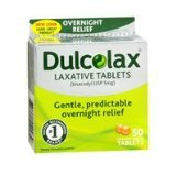 Image 0 of Dulcolax 5 Mg Tablet 50 Ct