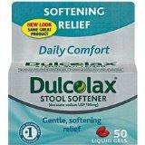 Image 0 of Dulcolax Stool Softner Liquigels 50 Ct.