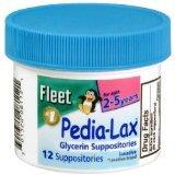 Fleet Children Glycerin Suppository 12 Ct.