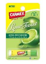 Image 0 of Carmex Carded SPF 15 Stick Lime 12 x 0.15 Oz