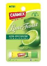 Carmex Carded SPF 15 Stick Lime 12 x 0.15 Oz