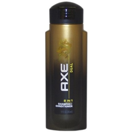 Image 0 of Axe Dual 2 In 1 Shampoo + Conditioner 12 Oz